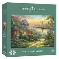 New England Harbour - 1000 Pieces|Gibsons Jigsaws